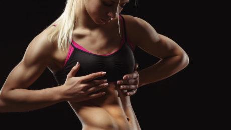 como aumentar la masa muscular en mujeres fitness